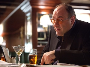Killing Them Softly, James Gandolfini